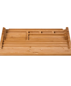 Apple Wireless Toetsenbord Houder Bamboe Hout