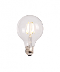 Filament LED lamp Globe Medium E27 4W