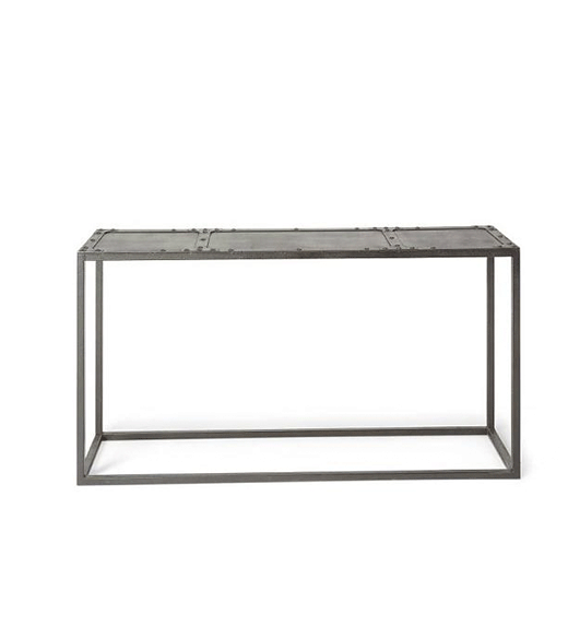 Sidetable staal Agren