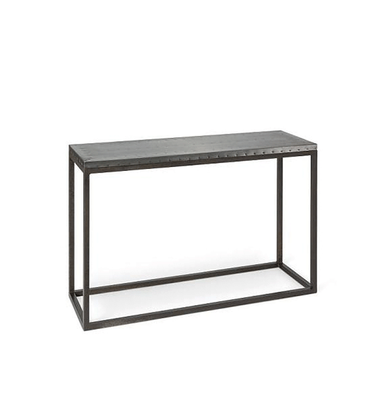Sidetable staal Lais