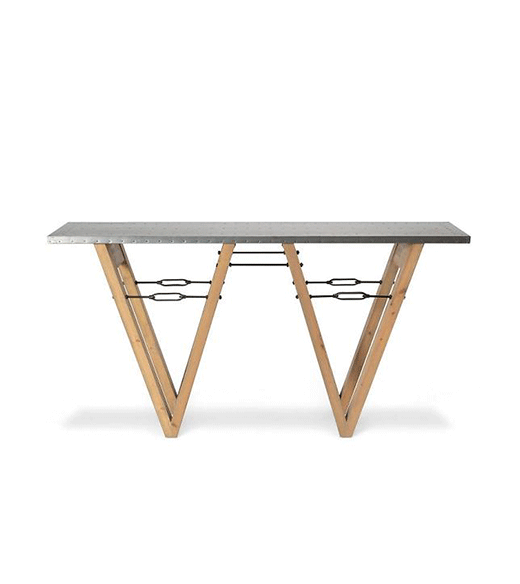 Sidetable staal Mali