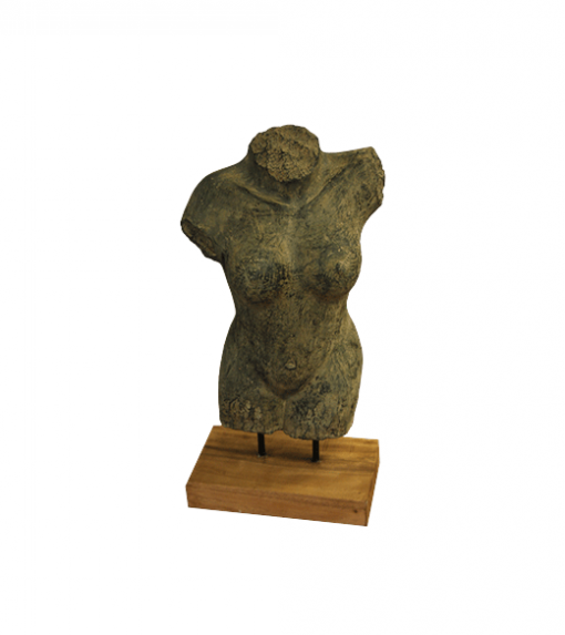Torso vrouw - grc - caementum - HSM Collection