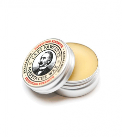Captain Fawcett Moustache Wax Extra Strength