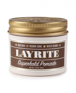 Layrite Super Hold Pomade 120 gr.