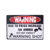 Mancave bord - Due to price increase on Ammo