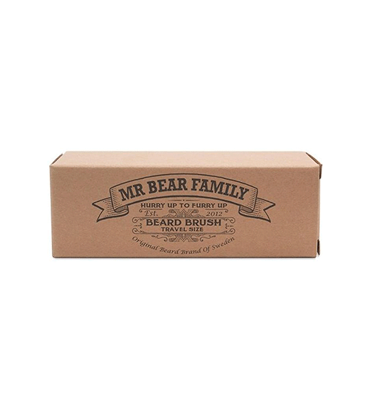 Mr Bear Family Baardborstel Travel Size