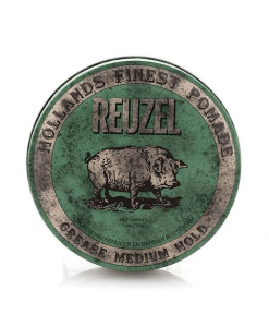 Reuzel Grease Medium Hold Green 113 gr.
