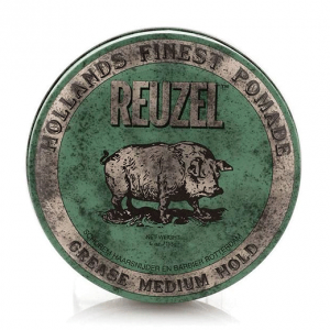 Reuzel Grease Medium Hold Green 340 gr.