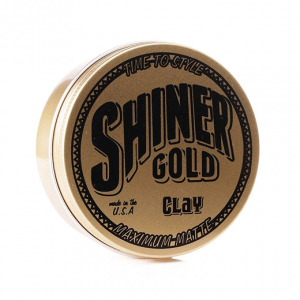 Shiner Gold Matte Clay
