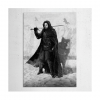 Game of Thrones - Jon Snow wandplaat