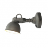 LABEL 51 - LED Wandlamp Bow M Burned Steel