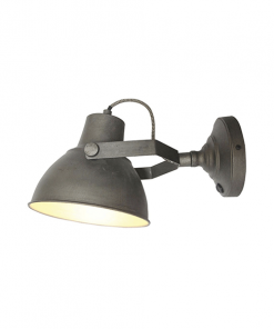 LABEL 51 - Wandlamp Raw XL Burned Steel