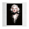Marilyn Monroe wandplaat