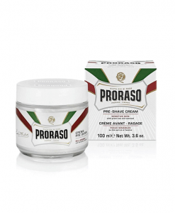 Proraso White Sensitive Pre-Shave Cream 100 ml