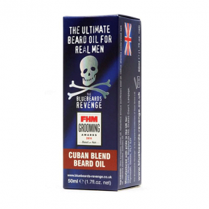 The Bluebeards Revenge Beard oil 'Cuban Blend'