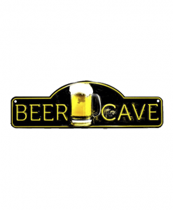 Mancave bord - Beer Cave