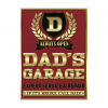 Mancave bord - Dad's Garage
