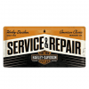 Mancave bord - Harley Davidson Service and repair