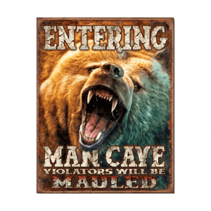 Mancave bord - Man Cave Beer