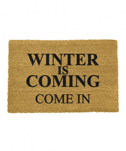 Winter is Coming - Game of thrones kokos deurmat