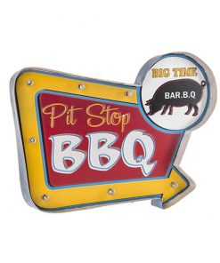 Pit stop BBQ LED verlichting