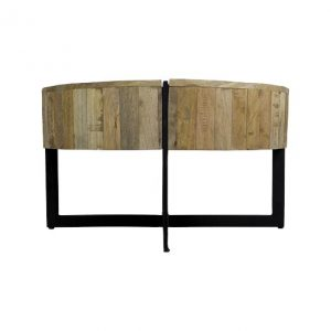 Ronde salontafel industrieel Gib - HSM Collection