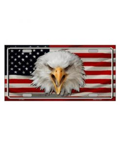 Eagle USA - metalen bord