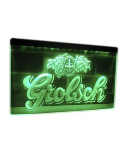 Neon led sign Grolsch