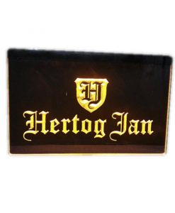 Neon led sign Hertog Jan Bier logo