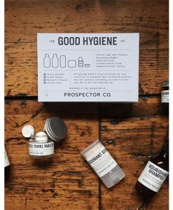 Prospector Co. Good Hygiene Kit