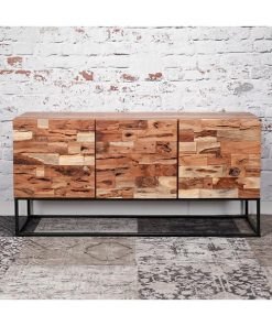 Dressoir industrieel Dann 3 lades