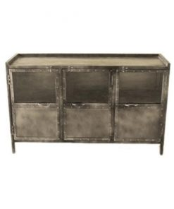 Industrieel dressoir glass big Noel