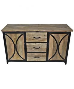 Dressoir Troy industrieel