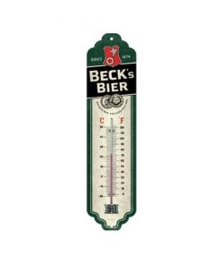Beck's bier thermometer