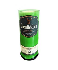 Glenfiddich Whiskey 70cl soja was kaars