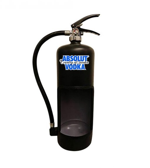 Absolut Vodka brandblusser
