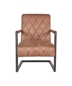 David fauteuil tanned