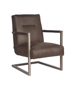 Nano fauteuil anthraciet