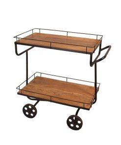 Fallon trolley kar industrieel