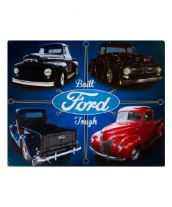 Ford trucks- metalen bord