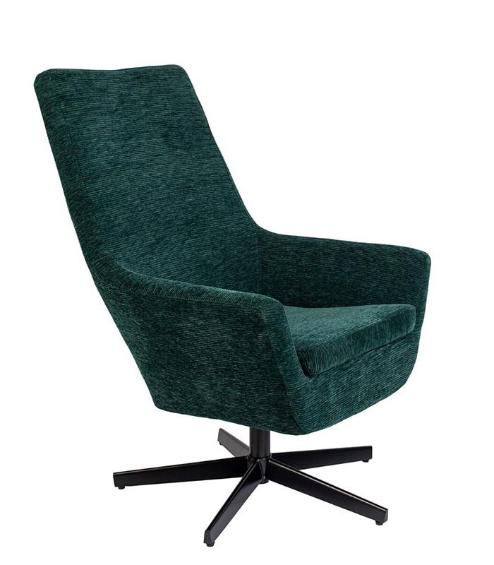 Lausso Lounge Fauteuil Groen